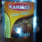 Roast - гоанский острый пряный соус для мяса. Стоимость соуса 100р.