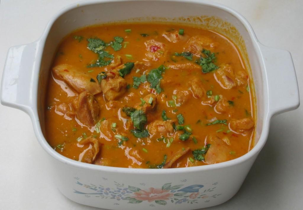 Карри из баранины - острое блюдо из мяса, со своеобразным индийским соусом карри. Стоимость заготовки (карри без мяса) 100 р.